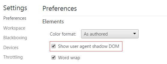 shadow-dom